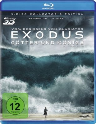 Exodus: Götter und Könige - 3D Version