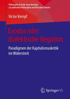 Exodus oder dialektische Negation - Victor Kempf pdf epub
