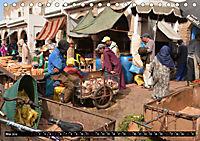 Exotische Märkte (Tischkalender 2019 DIN A5 quer) - Produktdetailbild 5