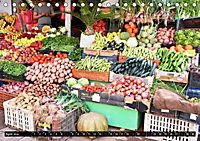 Exotische Märkte (Tischkalender 2019 DIN A5 quer) - Produktdetailbild 4