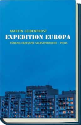 Expedition Europa, Martin Leidenfrost