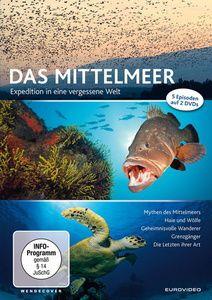 Expedition Mittelmeer - Expedition in eine vergessene Welt, Diverse Interpreten