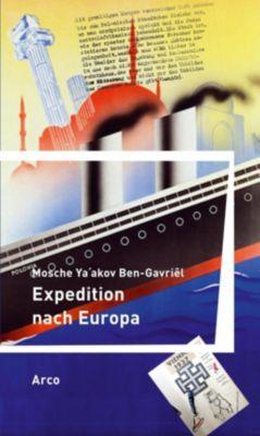 Expedition nach Europa, Mosche Ya akov Ben-Gavriêl