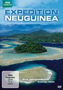 Expedition Neuguinea - Eine geheimnisvolle fremde Welt