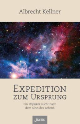 Expedition zum Ursprung, Albrecht Kellner