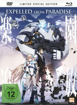 Expelled From Paradise Limited Mediabook, N, A
