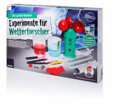 Experimente für Wetterforscher, Ulrich E. Stempel