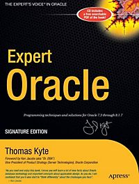 Effective oracle by design thomas kyte