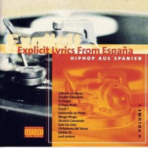 Explicit Lyrics From España Vol.1/Hiphop Aus Sp, Diverse Interpreten