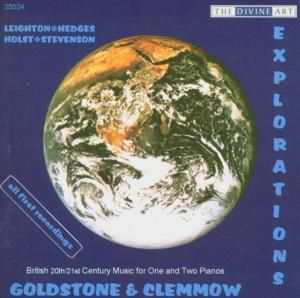 Explorations, Goldstone & Clemmow