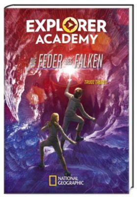 Explorer Academy - Die Feder des Falken - Trudi Trueit pdf epub