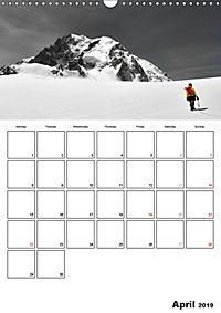 EXPLORING ALPS (Wall Calendar 2019 DIN A3 Portrait) - Produktdetailbild 4