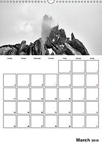EXPLORING ALPS (Wall Calendar 2019 DIN A3 Portrait) - Produktdetailbild 3