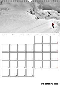 EXPLORING ALPS (Wall Calendar 2019 DIN A3 Portrait) - Produktdetailbild 2