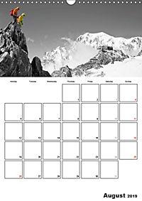 EXPLORING ALPS (Wall Calendar 2019 DIN A3 Portrait) - Produktdetailbild 8