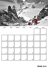 EXPLORING ALPS (Wall Calendar 2019 DIN A3 Portrait) - Produktdetailbild 6