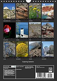 Exploring Santorini (Wall Calendar 2019 DIN A4 Portrait) - Produktdetailbild 13