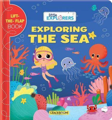 Exploring the Sea, Sonia Baretti