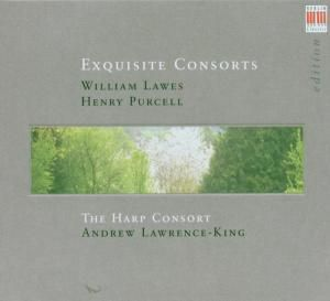 Exquisite Consorts, The Harp Consort, Andrew Lawrence-King