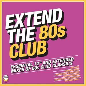 Extend The 80s-Club, Diverse Interpreten