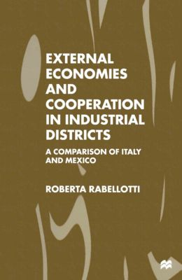 External Economies and Cooperation in Industrial Districts, Roberta Rabellotti