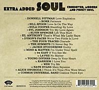 Extra Added Soul: Crossover,Modern And Funky Soul - Produktdetailbild 1