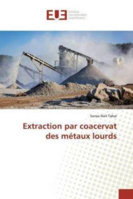 Extraction par coacervat des métaux lourds, Sanaa Nait Tahar
