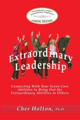 Extraordinary Leadership, Cher Holton