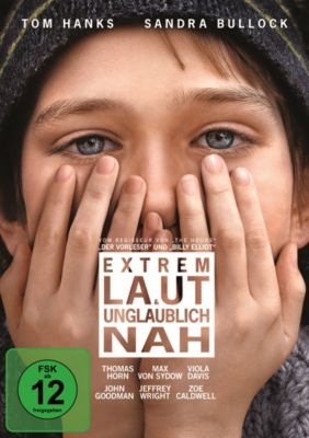 Extrem laut und unglaublich nah, DVD, Jonathan Safran Foer