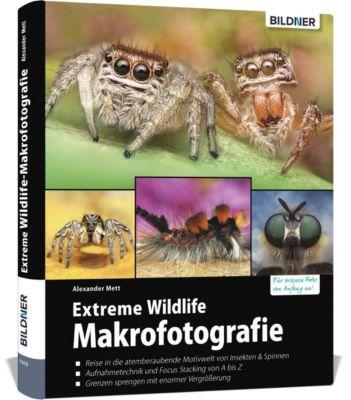 Extreme Wildlife-Makrofotografie - Alexander Mett |