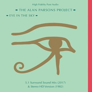 Eye In The Sky (Audio Blu-Ray), The Alan Parsons Project