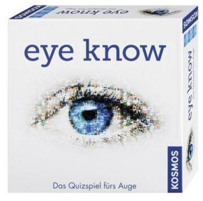 Eye know - Play it smart (Spiel), Paul Berton, George Sinclair