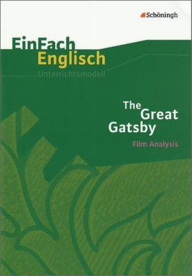 great gatsby film analysis Film history literature math philosophy physics  summary & analysis chapter 1 chapter 2 chapter 3 chapter 4  the great gatsby.