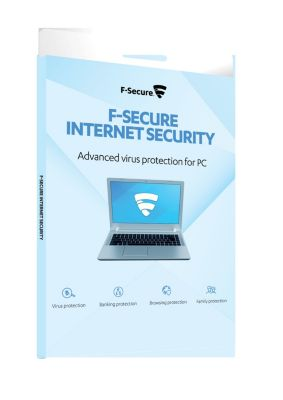 F-Secure Internet Security 2017 (1PC-2Y)