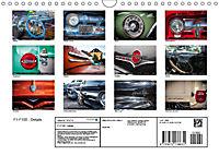 F1-F100 - Details - Die Liebe zu Lack und Kleinigkeiten (Wandkalender 2019 DIN A4 quer) - Produktdetailbild 13