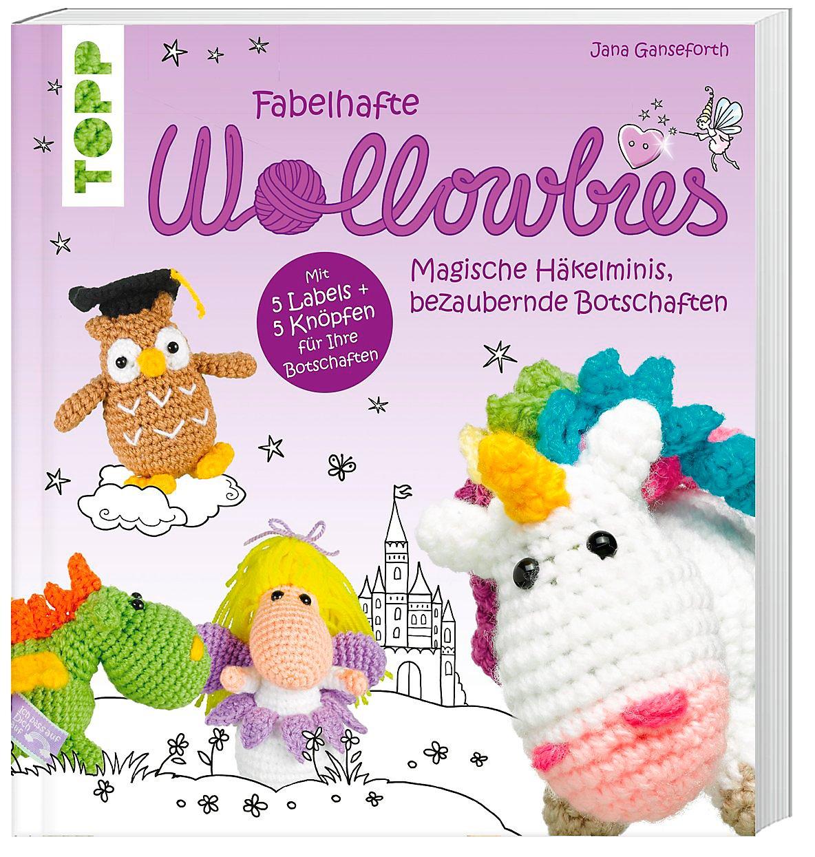 Fabelhafte Wollowbies Buch Portofrei Bei Weltbildat Bestellen