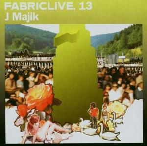 Fabric Live 13, J Majik