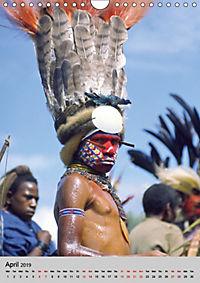 Faces of New Guinea (Wall Calendar 2019 DIN A4 Portrait) - Produktdetailbild 4
