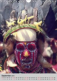 Faces of New Guinea (Wall Calendar 2019 DIN A4 Portrait) - Produktdetailbild 9