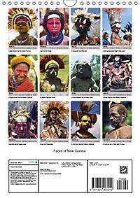 Faces of New Guinea (Wall Calendar 2019 DIN A4 Portrait) - Produktdetailbild 13