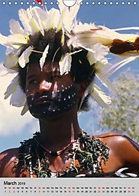 Faces of New Guinea (Wall Calendar 2019 DIN A4 Portrait) - Produktdetailbild 3