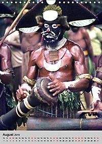 Faces of New Guinea (Wall Calendar 2019 DIN A4 Portrait) - Produktdetailbild 8