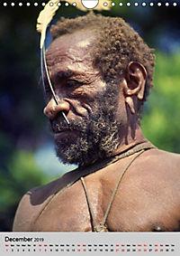 Faces of New Guinea (Wall Calendar 2019 DIN A4 Portrait) - Produktdetailbild 12