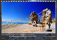 Facettenreiches Tibet (Tischkalender 2019 DIN A5 quer) - Produktdetailbild 3