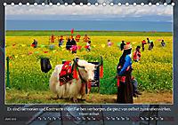 Facettenreiches Tibet (Tischkalender 2019 DIN A5 quer) - Produktdetailbild 6