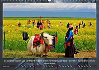Facettenreiches Tibet (Wandkalender 2019 DIN A2 quer) - Produktdetailbild 6