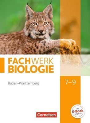 Fachwerk Biologie, Ausgabe Baden-Württemberg: 7.-9. Schuljahr, Schülerbuch, Udo Hampl, Andreas Marquarth, Anke Pohlmann, Ulrike Dörflinger, Andreas Miehling, Isabelle Kunst