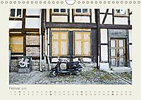 FACHWERK FASSADEN QUEDLINBURG (Wandkalender 2019 DIN A4 quer) - Produktdetailbild 2