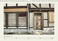 FACHWERK FASSADEN QUEDLINBURG (Wandkalender 2019 DIN A4 quer) - Produktdetailbild 9