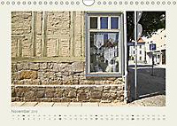 FACHWERK FASSADEN QUEDLINBURG (Wandkalender 2019 DIN A4 quer) - Produktdetailbild 11